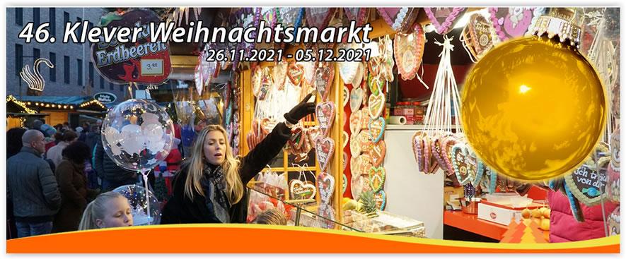 Kerstmarkt Kleve - foto Klever Weihnachtsmarkt