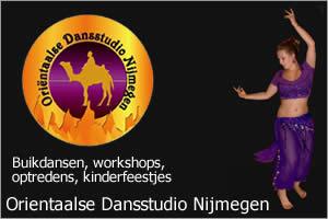Orientaals Dansstudio in Nijmegen