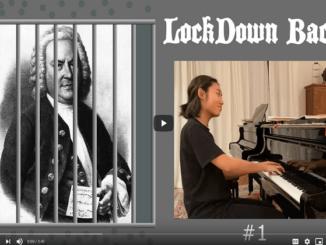 lockdown back bach
