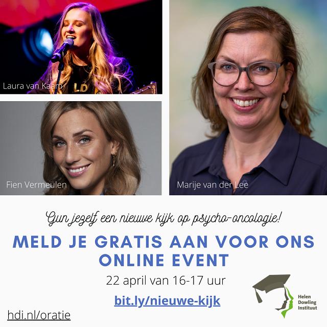 Online event Helen Dowling Instituut 22 april 2021