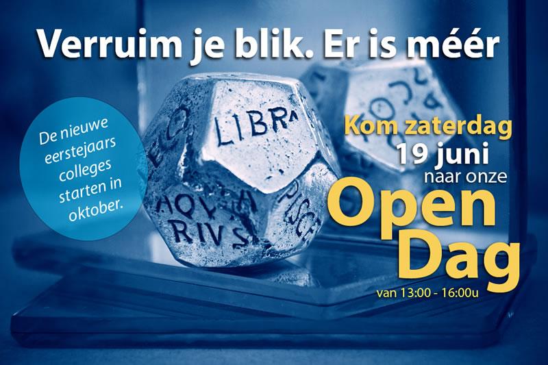 Open Dag Jungiaans instituut